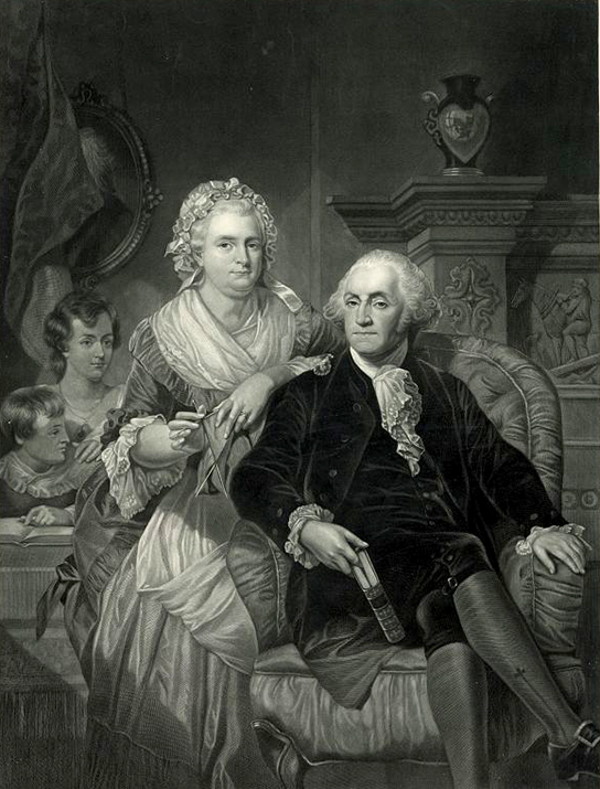 george-and-martha-washington