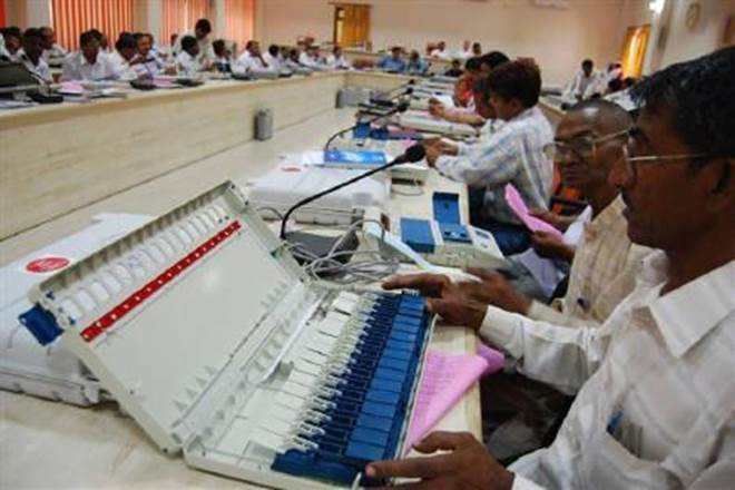 rigged through EVM - redfly india